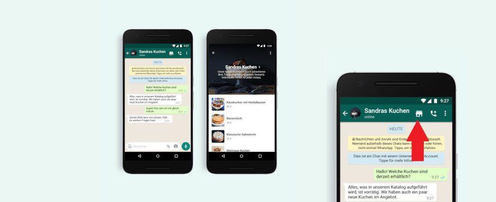 WhatsApp: Neuer Shopping Button ab sofort verfügbar
