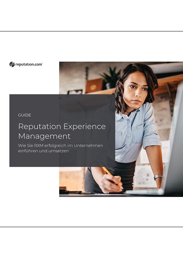 Von der Online-Reputation zum besseren Kundenerlebnis