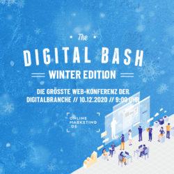 The Digital Bash – Winter Edition
