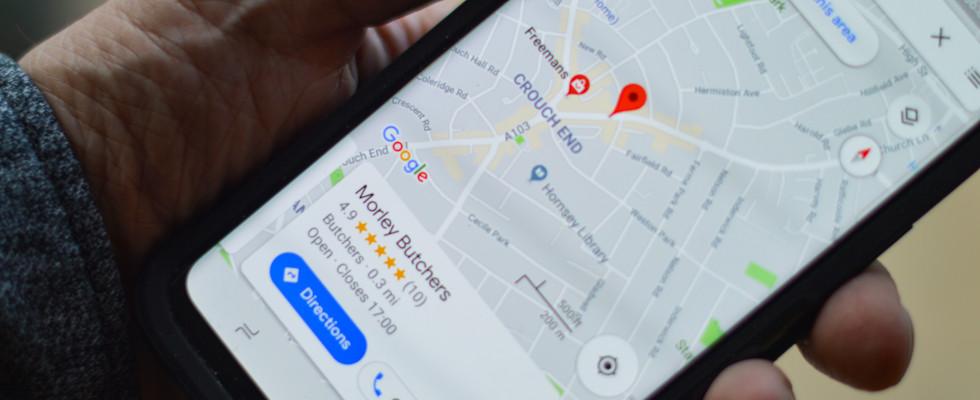 Neue Insights für Google My Business: Suchanfragen und Profilaufrufe
