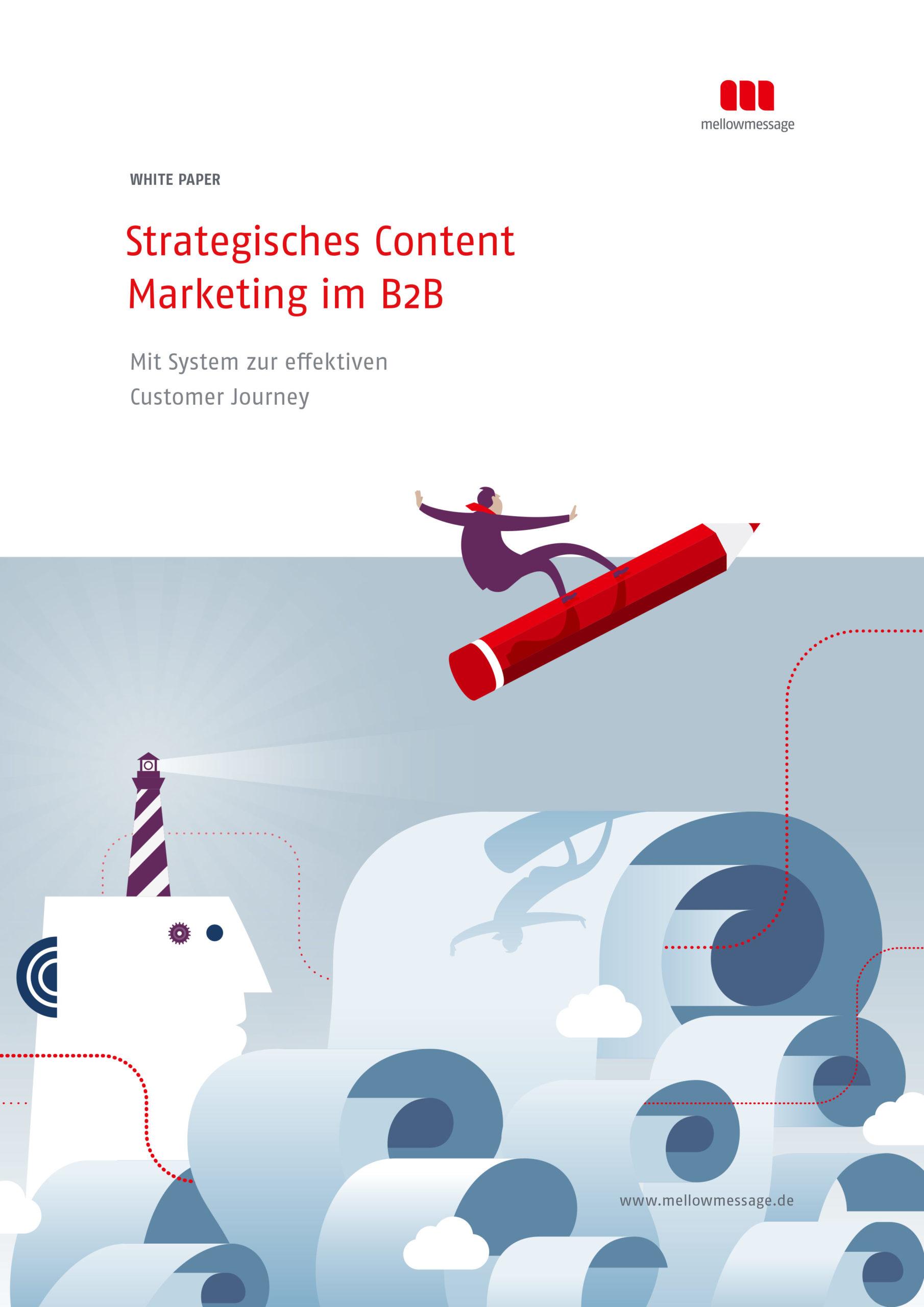 Strategisches Content Marketing im B2B