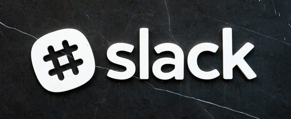 Salesforce übernimmt Slack
