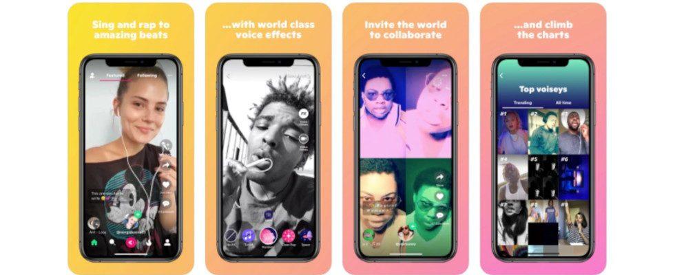 Snapchat kauft Voisey: Können User bald Tracks mit ihrer eigenen Stimme unterlegen?