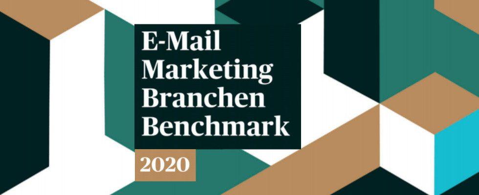 """Whitepaper: Der """"E-Mail Marketing Branchen Benchmark 2020"""" mit Best Practices und hilfreicher Checkliste"""