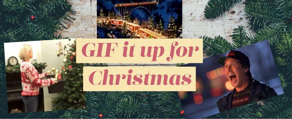 10 Christmas GIFs: Mit Animationen zum Fest Freude teilen
