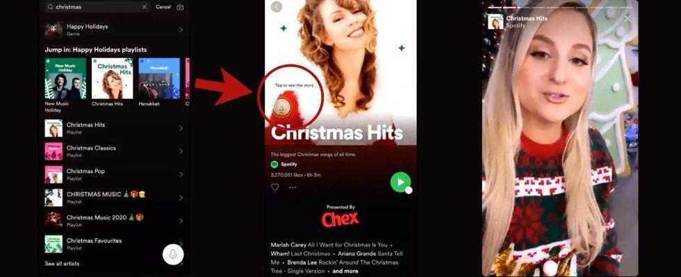 Spotify Stories: Wird das Feature bald ausgerollt?