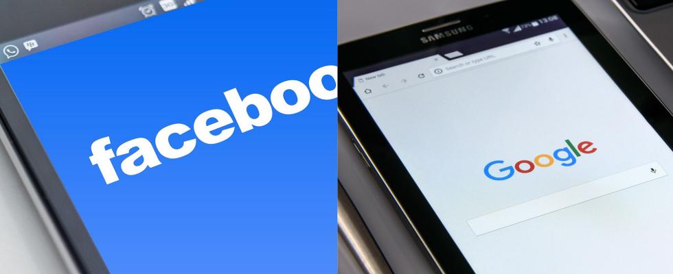 Gemeinsame Sache: Google und Facebook arbeiten zusammen gegen Antitrust-Klage