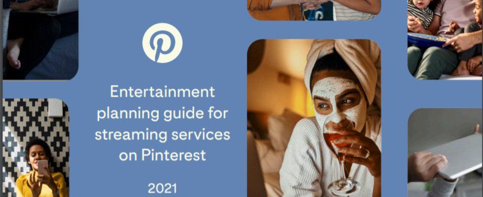 Worauf es 2021 ankommt: Neuer Pinterest Marketing Guide für Streaming Services und Restaurants