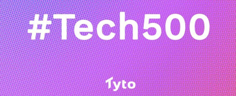 Tyto Tech 500 Power List 2020: Die einflussreichsten Deutschen im Technologie-Sektor