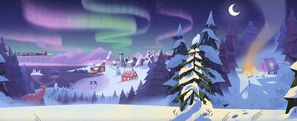 Weihnachtsstimmung bei Facebook: Desktop-App des Messengers bekommt AR-Effekte und Filter