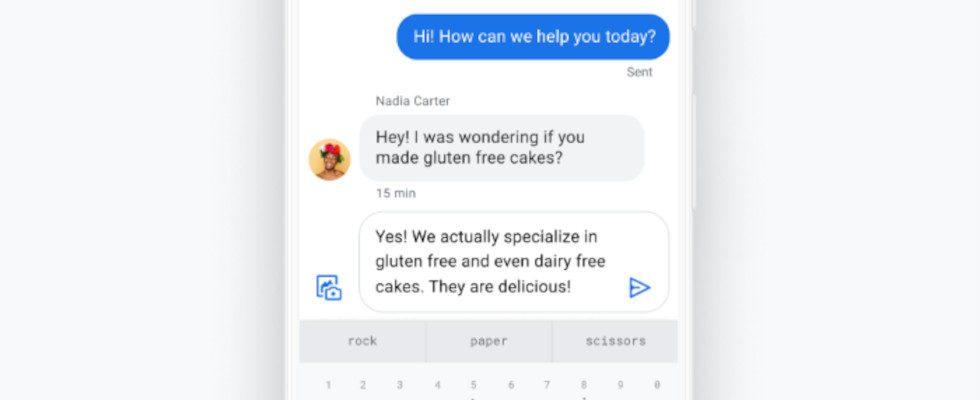 Google My Business: Einfachere Kontaktaufnahme und neue Insights