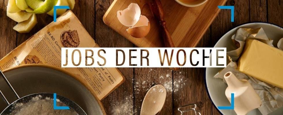 Wie ist dein Rezept für den perfekten Job? Werde fündig mit unseren Jobs der Woche