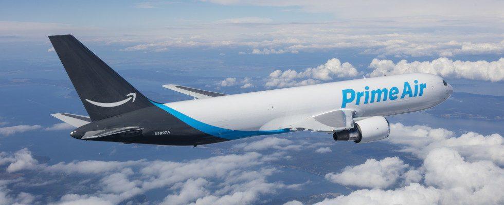 11 neue Flugzeuge: Amazon kauft erstmals eigene Maschinen
