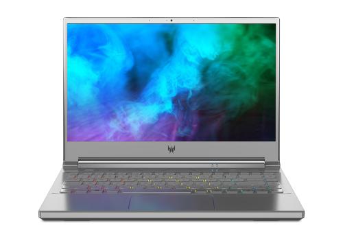 Ein Triton Laptop der neuen Generation