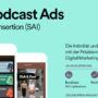 Spotify launcht Podcast Ads in Deutschland