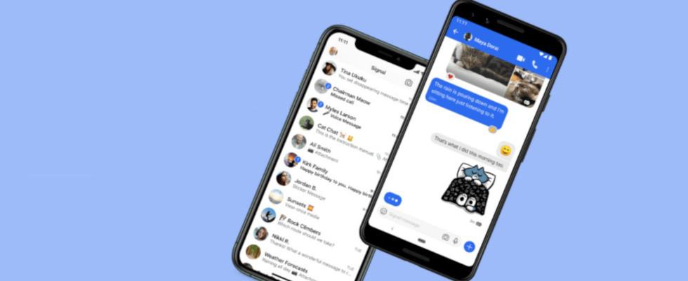 Nach WhatsApp Update und Tweet von Elon Musk: Signal erlebt Download Boom