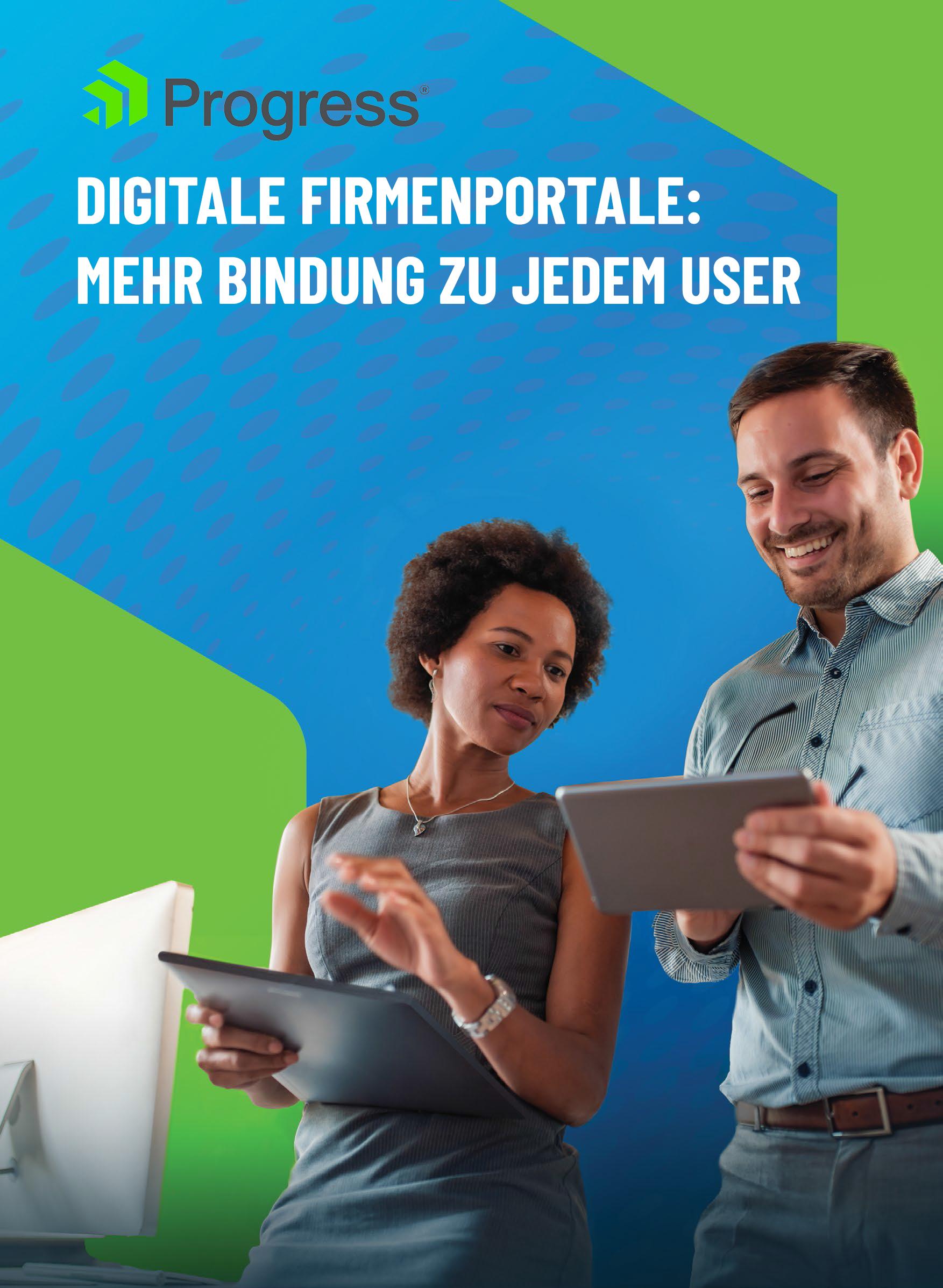 Digitale Firmenportale: Mehr Bindung zu jedem User