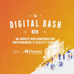 The Digital Bash – B2B powered by Marketo