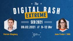 The Digital Bash EXTREME – SEO 2021