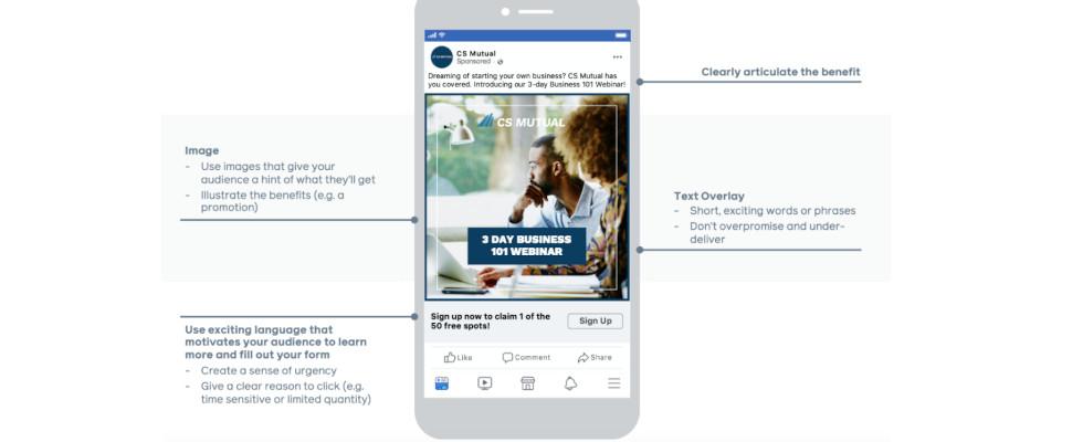 Erfolgreich Leads generieren: Facebook erklärt, wie's geht