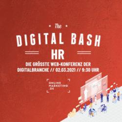 The Digital Bash – HR