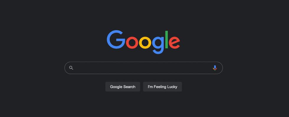 Google experimentiert weiter mit Dark Mode für die Desktop-Suche