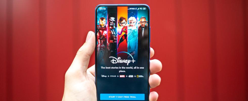 Streaming-Dienst Disney+ erreicht knapp 95 Millionen Bezahlabos