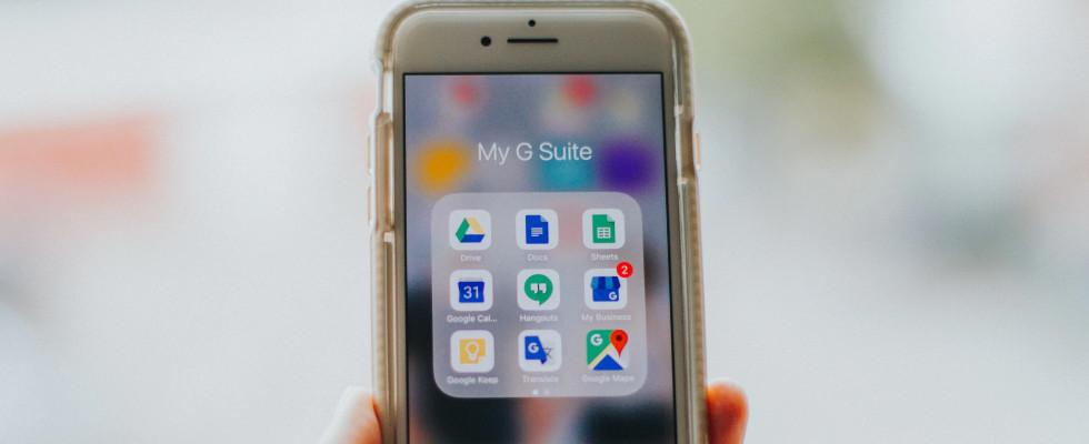 Google My Business: Service-Kategorien für das Listing automatisch generiert
