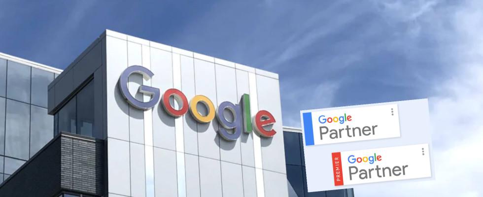Update für Googles Partners-Programm: Mehr Transparenz zum Logo-Erhalt