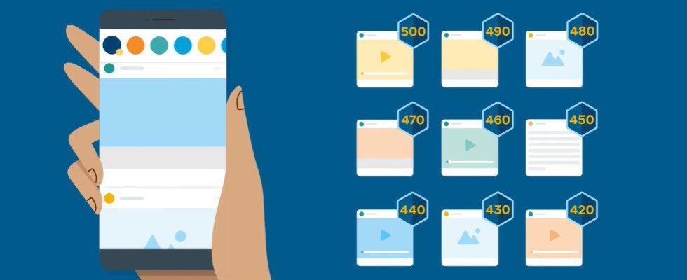 So funktioniert Facebooks News Feed: Das soziale Netzwerk erklärt
