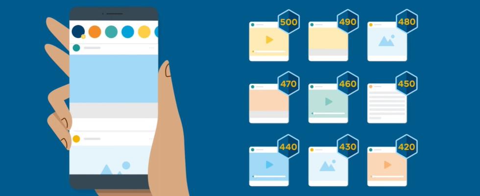 So funktioniert Facebooks News Feed: Das soziale Netzwerk erklärt | OnlineMarketing.de