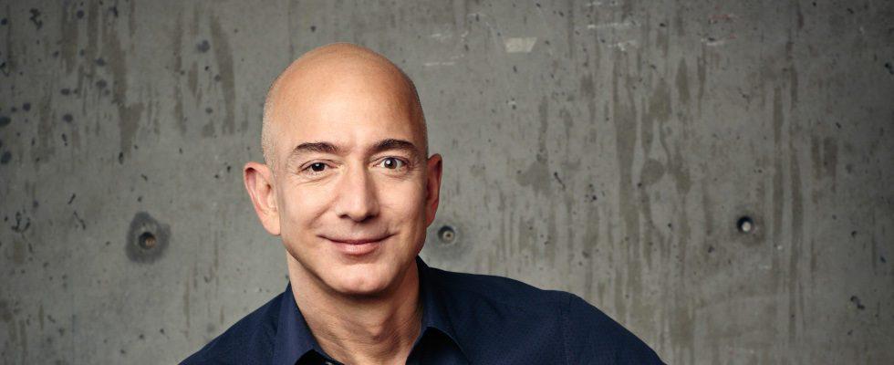 Jeff Bezos verkauft Amazon-Aktien für fast 7 Milliarden US-Dollar