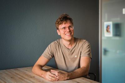 Jonas Thiemann, Gründer und Co-CEO des Hamburger App-Marketing-Start-ups AppLike