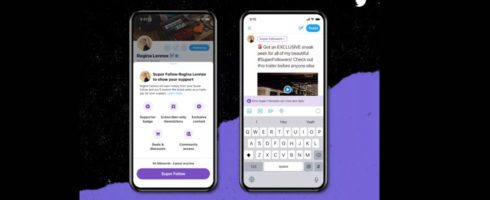 Twitter: Steht der Launch des Super Follow Features kurz bevor?
