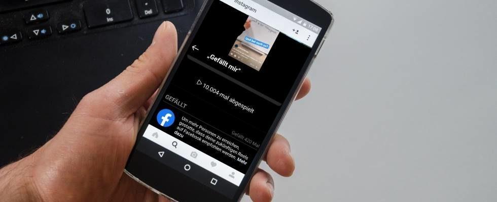 Neue Tests bei Instagram: Können Creator Reels bald auf Facebook teilen?
