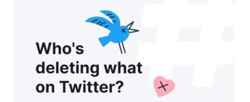 """""""These tweets can get me in trouble"""" – User bereuten 2020 mehr Tweets als je zuvor"""