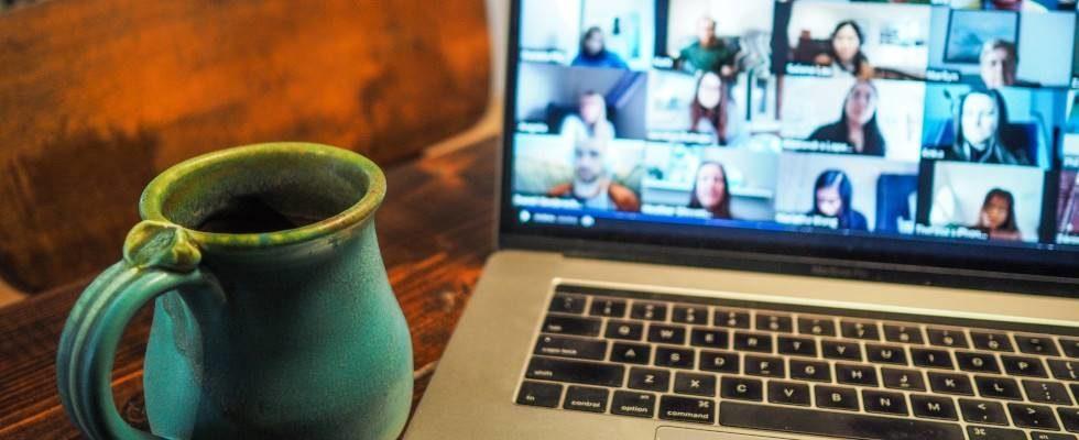 Jahresbericht von Zoom: Starke Gewinne durch Video-Meeting-Trend