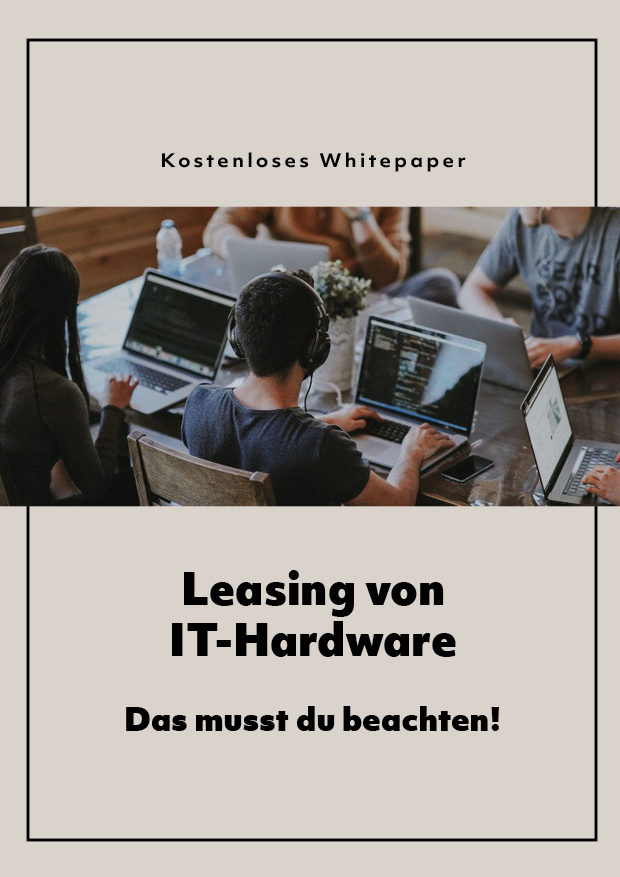 Leasing von IT-Hardware