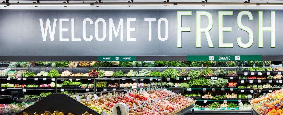 Einkaufen ohne Warteschlagen: Amazon eröffnet ersten kassenlosen Supermarkt in Europa