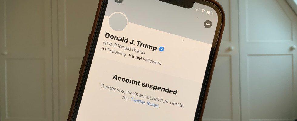 Er ist wieder da: Trump plant Social-Media-Rückkehr