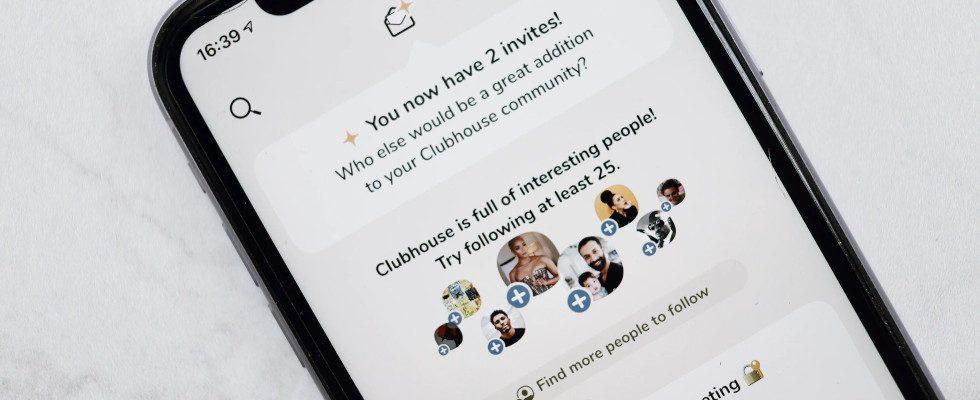 Clubhouse: Kontaktzugriff für Invites nicht mehr nötig