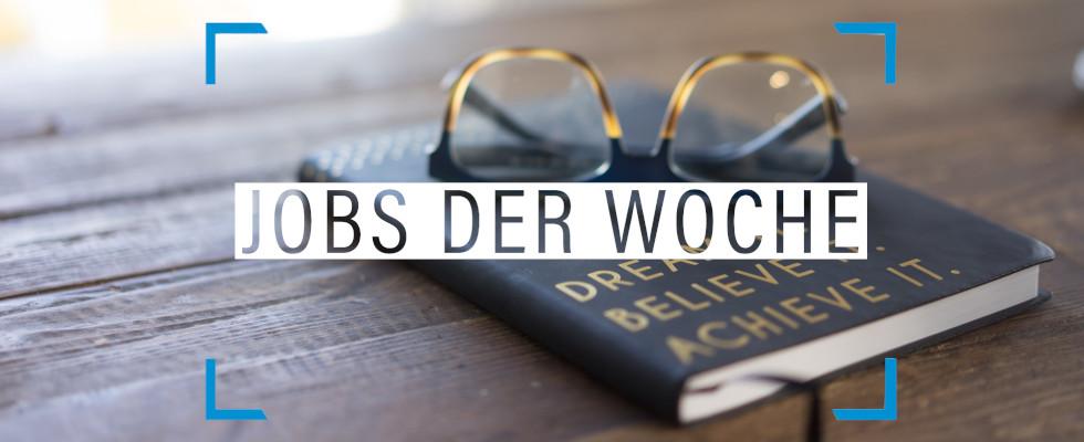 Möglich macht's der März: Unsere Jobs der Woche