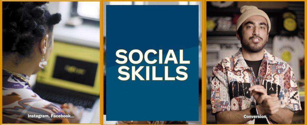 Social Skills: Facebook launcht 7-teilige Videoratgeberserie für Unternehmen