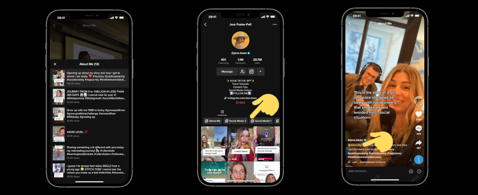 TikTok rollt neues Playlist Feature aus