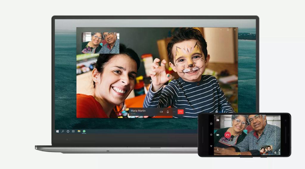 Whatsapp Launcht Video Calls Fur Desktop App Onlinemarketing De