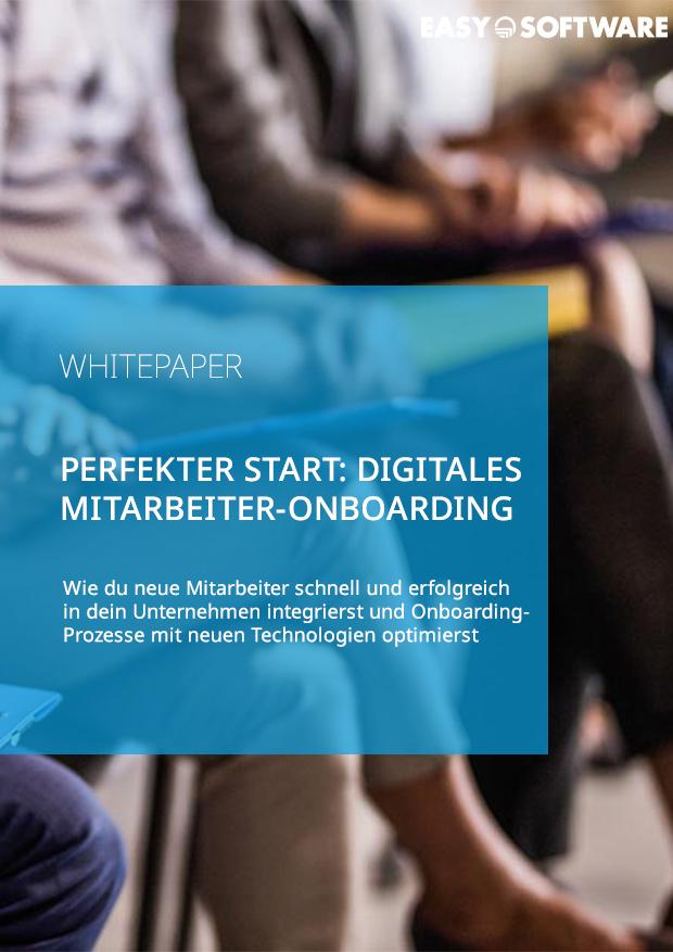Perfekter Start: Digitales Mitarbeiter-Onboarding