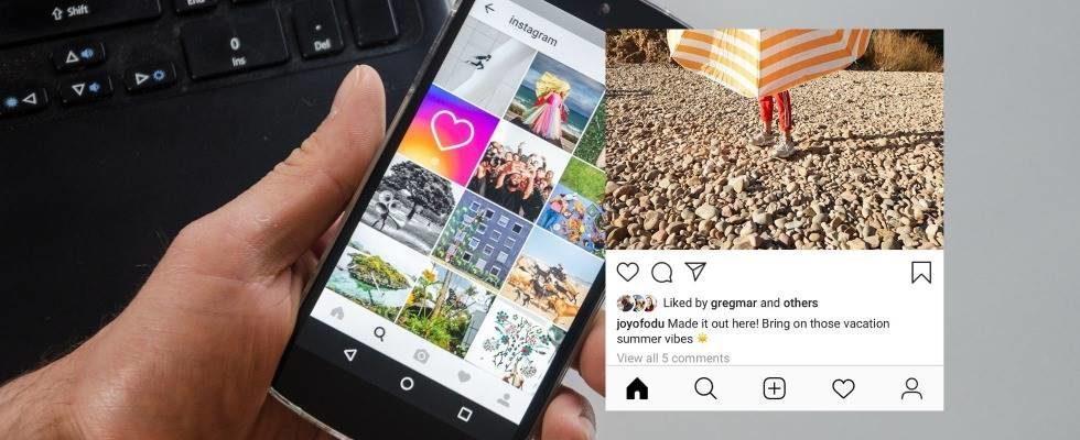 Und plötzlich zeigt Instagram keine Likes mehr an