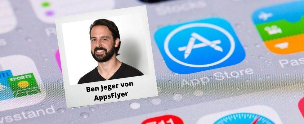 """""""Sicher ist davon auszugehen, dass Werbeumsätze einbrechen"""" – Ben Jeger von AppsFlyer im Interview zum IDFA Update"""