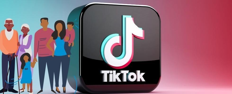TikTok Studie: Dafür nutzen ältere User jetzt die Plattform