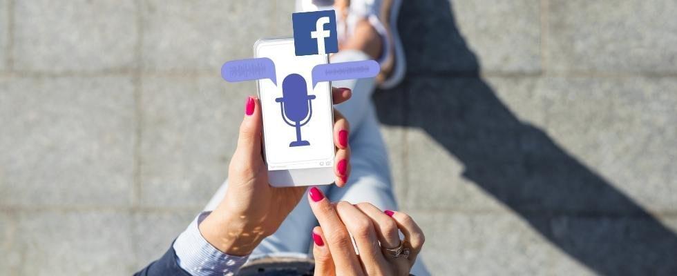 News von Zuckerberg: Launcht heute Facebooks Clubhouse-Klon?